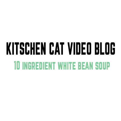 10 Ingredient White Bean Soup