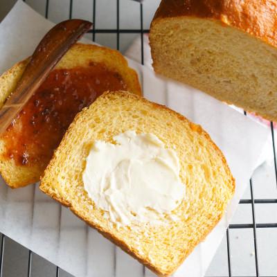 Orange Sweet Potato Bread