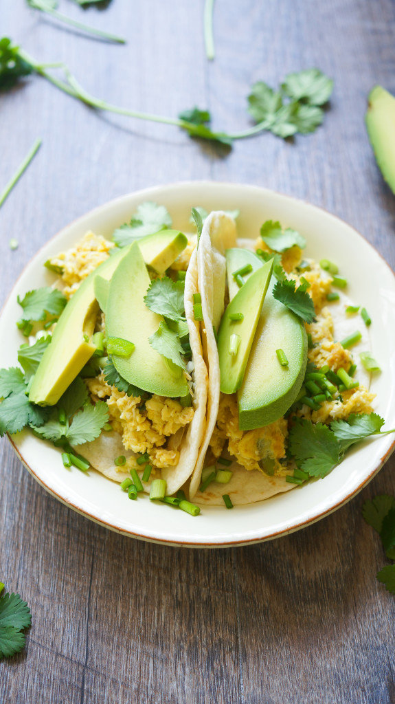 Migas Breakfast Tacos. One of my favorite Austin breakfast foods made right in your own kitchen!