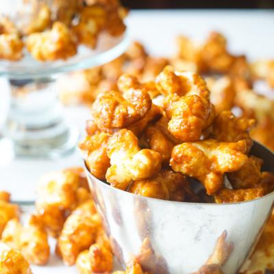 Caramel Puffcorn