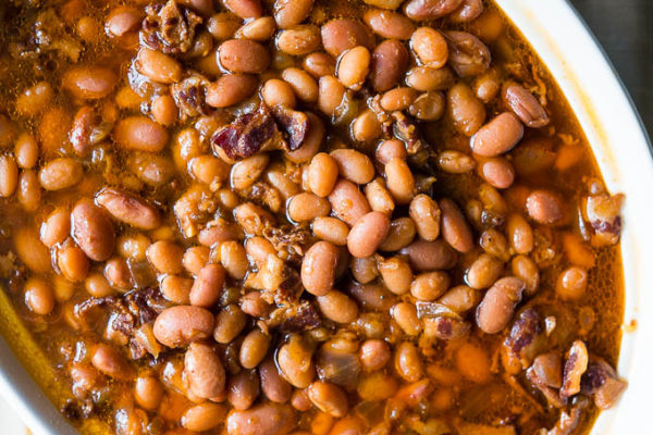 Pressure Cooker Coca Cola Baked Beans