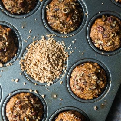Morning Glory Grape-Nuts® Muffins