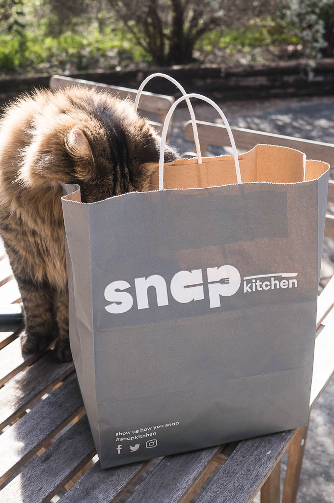 Snap Kitchen is making healthy eating easy, convenient, and tasty!