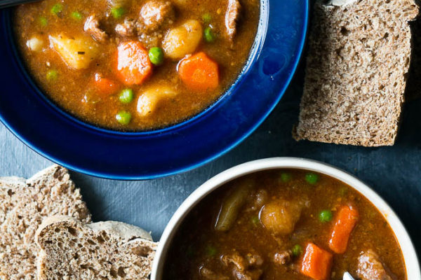 Pressure Cooker Hearty Beef Stew