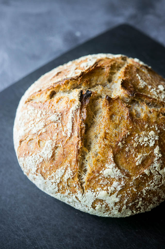 Learning the Art of Sourdough Bread