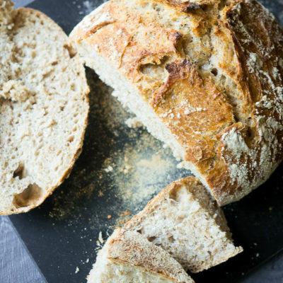 Learning the Art of Sourdough Bread