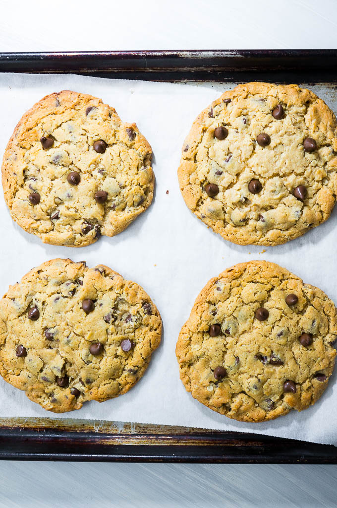Jumbo chewy oatmeal raisin cookies for Where can i find blue bell christmas cookie ice cream