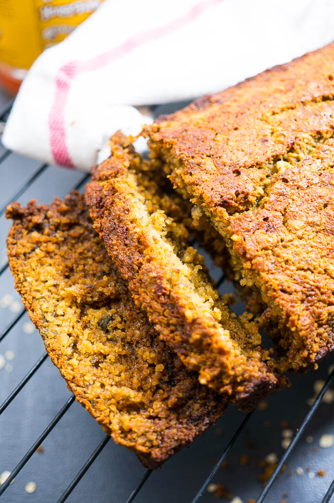 Guilt free coconut oil banana bread kitschen cat dairy free gluten free coconut oil banana bread so nutty naturally sweet forumfinder Choice Image