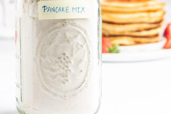 DIY Pancake Mix