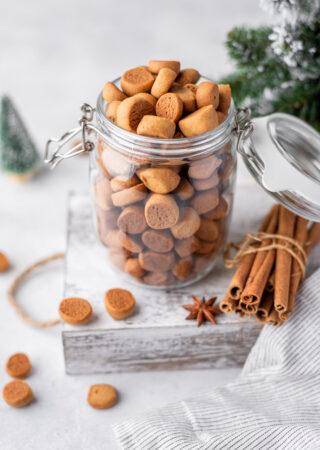 Pfeffernusse Cookies (Peppernuts)