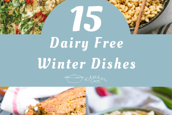 15 Dairy Free Winter Dishes